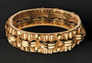 Antique French 18K Bangle, France, C.1880