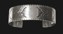 Rare early mark Georg Jensen cuff bracelet bangle, Harald Nielsen 1933