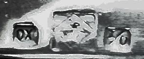 WMF Art Nouveau Jugendstil Secessionist large silver plate Mirror, Germany