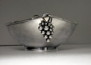 Dragsted Danish Sterling Silver Bowl, C.1950