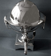 Old Sheffield Plate Urn, England C.1790