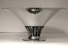 Just Andersen Pewter Bowl, Denmark C.1920