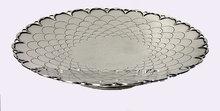 English Silver Dish, 1909 Mappin & Webb
