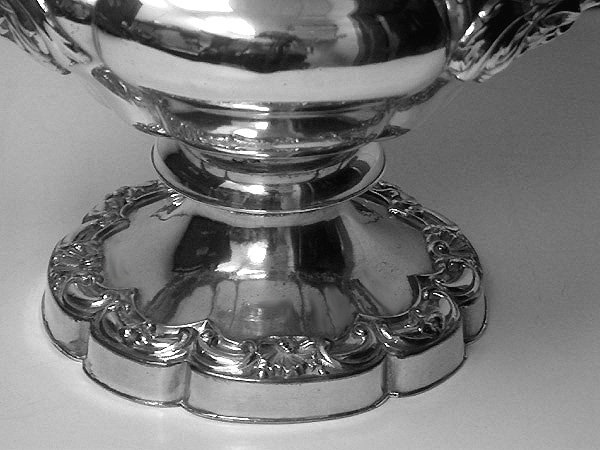 Old Sheffield Plate Wine Cooler