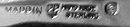 Carl Poul Petersen Sterling Blossom Letter Opener, C. 1935