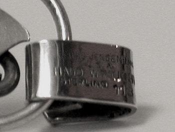 Georg Jensen LaPaglia designed Sterling Bracelet, C.1944