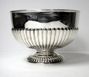 Antique Silver Bowl, London 1902 Wm Hutton & Sons