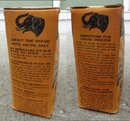 SCARCE ARTIC SALT BOX-FULL;GRAPHIC-POLAR BEAR IMAGES