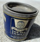 GOLDEN CROWN TABLE SYRUP TIN-SAMPLE