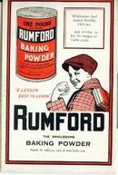 RUMFORD PAD