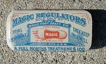 MEDICINAL TIN - MAGIC REGULATORS
