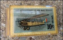 AIR MAIL SERVICE ANNIVERSARY MONEY CLIP