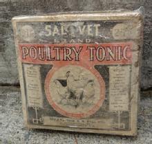 SAL-VET POULTRY BOX-VETERINARY; FULL