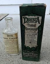 DRUNA THYMOL COMPOUND BOTTLE/BOX-DENTAL RELATED