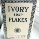 IVORY SOAP FLAKES BOX-SAMPLE;FULL