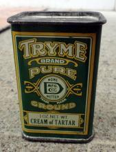 TRYME CREAM OF TARTAR SPICE TIN-FULL