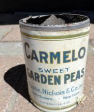 CARMELO SWEET GARDEN PEAS FOOD TIN