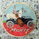 SCARCE MOXIE ADVERTISING SPINNER