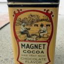 MILLAR'S MAGNET BRAND COCOA TIN
