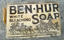 Ben-Hur Laundry Soap Bar