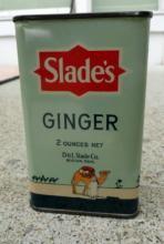 SLADE'S GINGER SPICE TIN