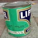 LIPTON'S GREEN LABEL DARJEELING TEA CAN