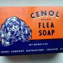 CENOL FLEA SOAP BOX/SOAP-VETERINARY RELATED