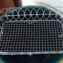 WIREWARE RECTANGULAR BASKET