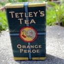 SAMPLE SIZE TETLEY TEA BOX-FULL
