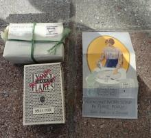 SAMPLE SIZE IVORY SOAP FLAKES BOX