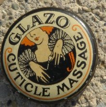 RARE GLAZO CUTICLE MASSAGE TIN