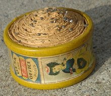 PYRAMID TOILET PINS HOLDER (STRAIGHT PINS)