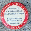 NATIONAL CIGAR CO., INC. ADVERTISING TAPE MEASURE