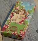 IDEAL CANDY CHOCOLATES BOX-PRETTY LADY