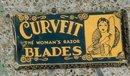 CURVFIT RAZOR BLADES BOX-GRAPHIC WITH PRETTY LADIES