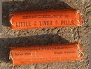 HINCKLEY'S LITTLE LIVER PILLS BOTTLE-UNOPENED;(MEDICINAL)