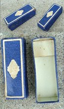EARLY WATKINS GARDA PERFUME BOTTLE/BOX