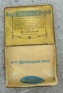 LITTLE CHANCELLOR CHAPS SMALL CIGARS TIN