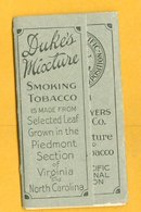 DUKE MIXTURE CIGARETTE TOBACCO PAPERS