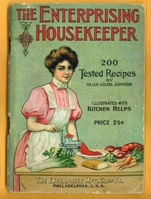 THE ENTERPRISING HOUSEKEEPER COOKBOOK