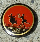 BOURJOIS FACE POWDER TIN
