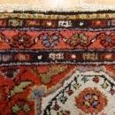 Vintage Rug 2' 7 x 4' 1 Small Red Hamedan