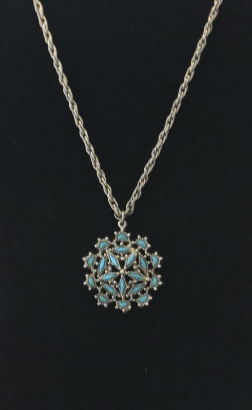 Jimi Hendrix Necklace