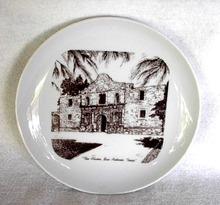Vintage Texas Alamo Plate