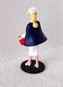 Miniature Nurse Barbie Figure