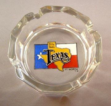 Billy Bob's Texas Advertising Ash Tray