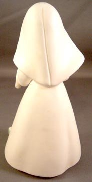 Vintage Napco Nun Figure Medical/Opitical Related
