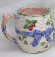 Haldon Group Mug Ribbon & Bow