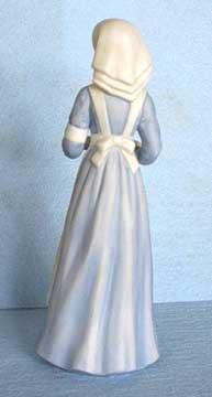Enesco Treasured Memories Angel of Mercy Nurse 1985