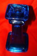 Cobalt Blue 6.5 Inch Candle Holder